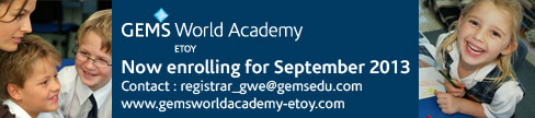 GEMS World Academy-Etoy