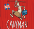 Win a free double ticket for any of four English performances of this season's hilarious Caveman production