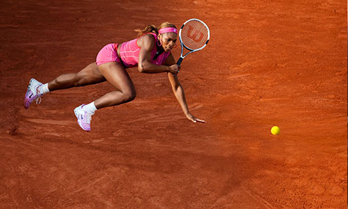 The Olympic Museum Sports Photo Serena Copyright