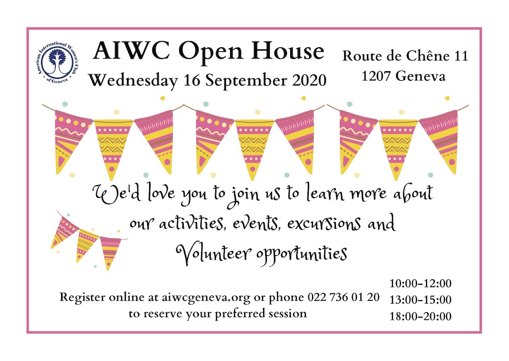AIWC Open House Flyer09.2020