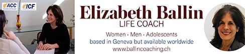 Elizabeth Ballin - Life Coach