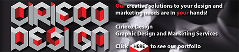 Cirieco Design - Graphic Design and Marketing Services