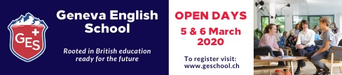 GES - Geneva English School - Genthod/Versoix, Switzerland