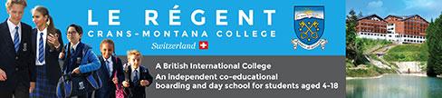 Le Régent Crans Montana College