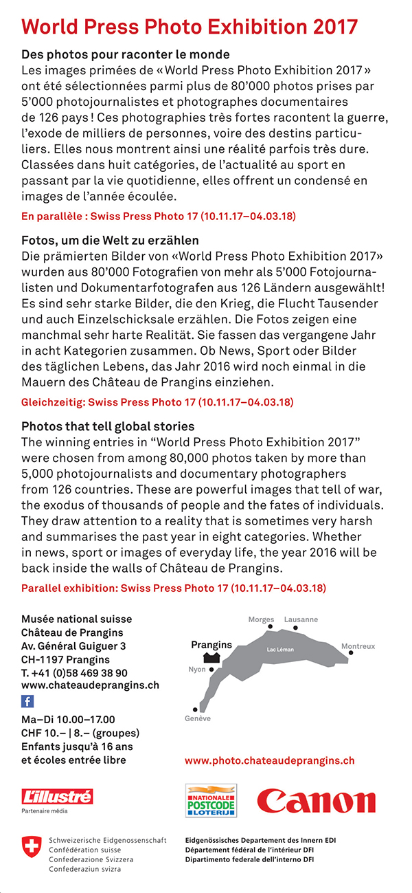 World Press Photo Exhibition 2017 2
