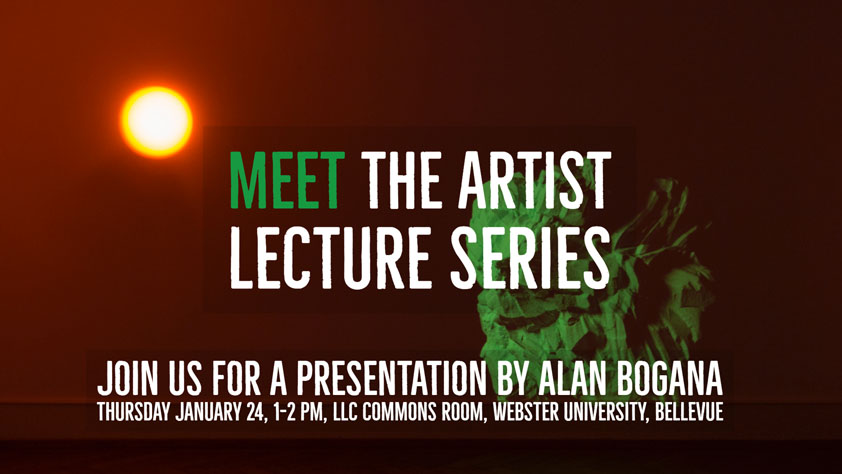 Webster Meet the Artist alan jan. 24