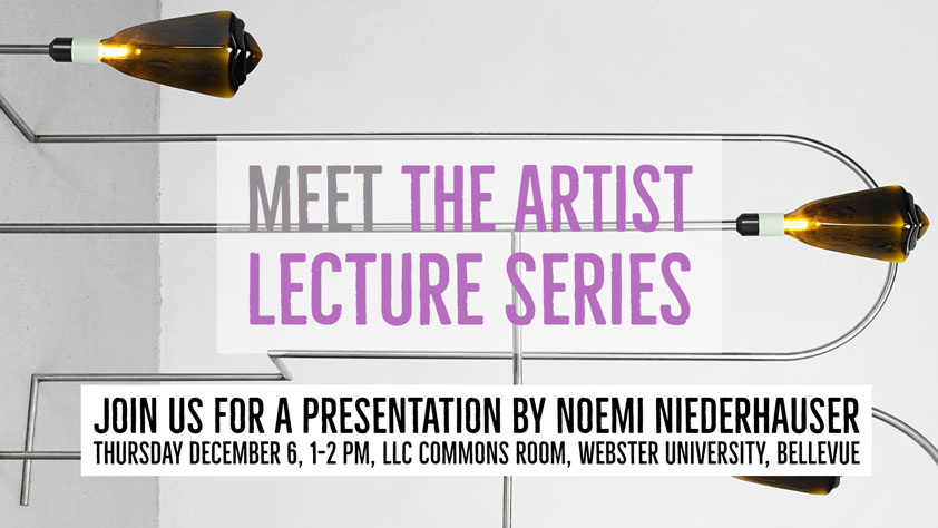 Webster Meet the Artist noemi dec. 6
