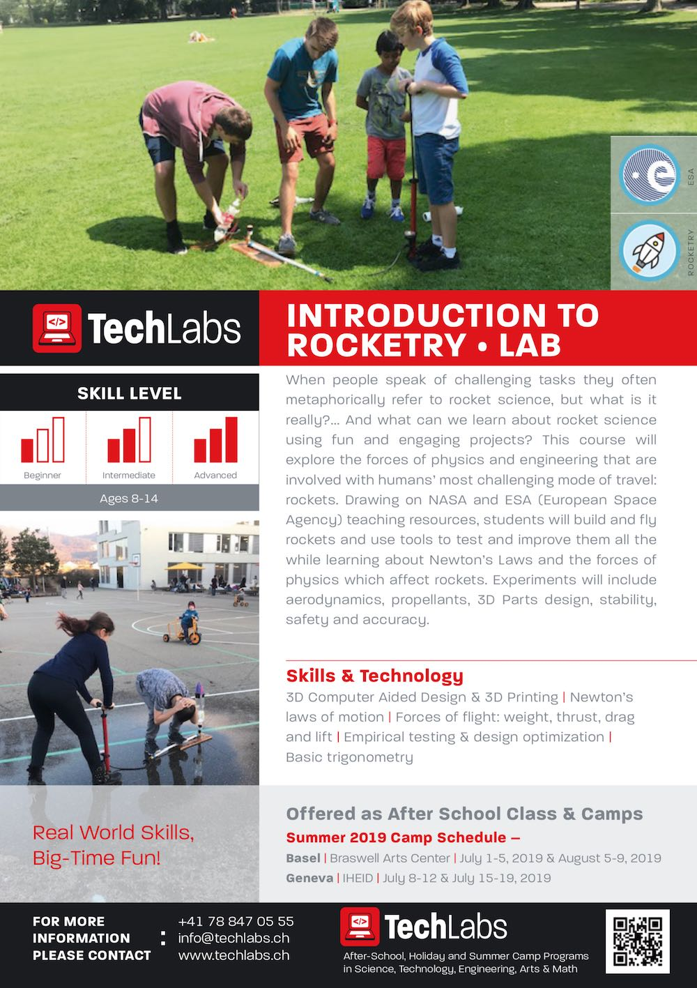 techlabs rocketry