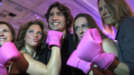 vdr 2015 God Save Justin Trudeau Film still web