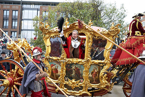 RB The Lord Mayors Show must credit Clive Totman photographer web