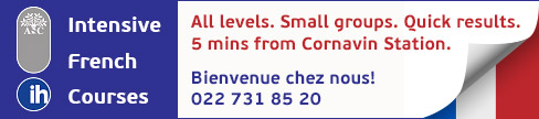 ASC International House Genève Intensive French Courses All levels Small groups Quick results