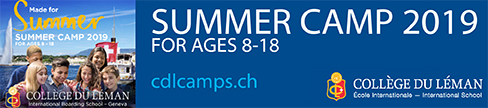 CdL Summer Camps 2019