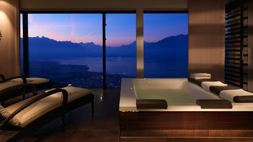 BP Le Mirador Resort Spa Montreux