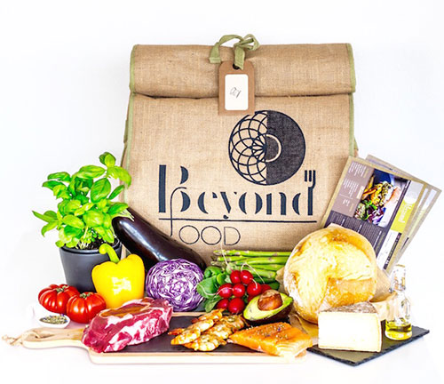BeyondFood Our bag