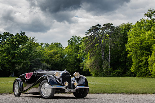 CDE Talbot Lago 150C roadster 1938 6 by Future Photography