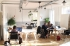Co-working spaces are becoming more desirable