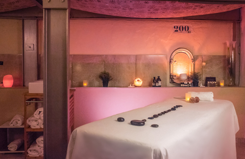 Imagine Roussillon Massage room