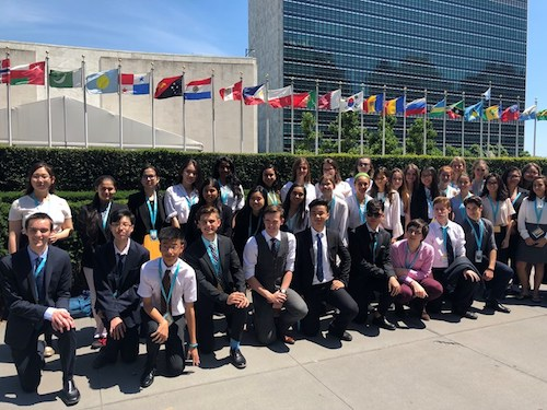 United Nations link image