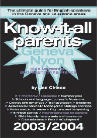 Know-it-all parents 2003-4